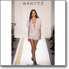 Abaete Fashion show New York Spring Summer '07 © interneTrends.com code abaetes0701