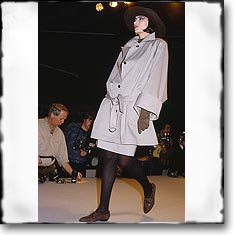Christian Dior Fashion Show Paris Fall Winter '86 '87 © interneTrends.com classic