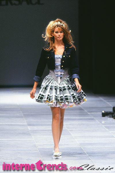 gianni versace spring summer 92 code gianni versace s9216 model ...