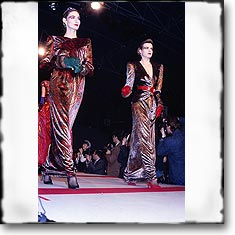 Valentino Fashion Show Paris Fall Winter '86 '87 � interneTrends.com classic