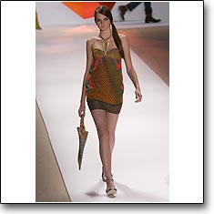 CLICK for Custo Barcelona Spring Summer 07