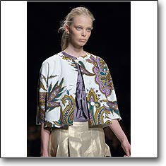 CLICK for Etro Spring Summer 07