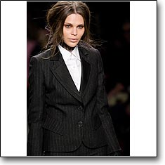 CLICK for Enrico Coveri Autumn Winter 09 10