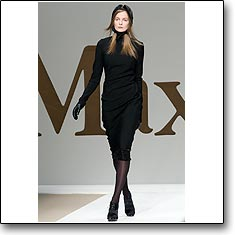CLICK for Max Mara Autumn Winter 09 10