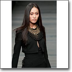 model Shu Pei Qin