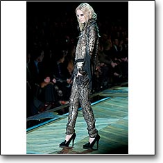 CLICK for Roberto Cavalli Autumn Winter 11 12