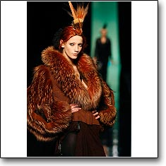 CLICK for Jean Paul Gaultier Autumn Winter 07 08