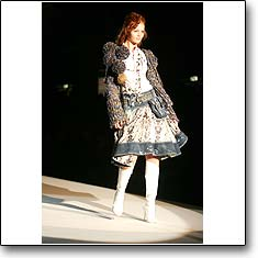 CLICK for Just Cavalli Autumn Winter 05 06