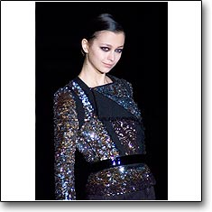 La Perla  Fashion show Milan Autumn Winter '06 '07 © interneTrends.com