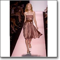 BCBG Max Azria Fashion show New York Spring Summer '08 ...