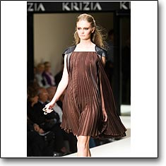 CLICK for Krizia Spring Summer 09