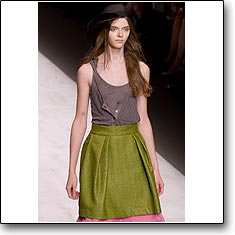 CLICK for Sportmax Spring Summer 09