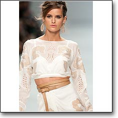 CLICK for Ermanno Scervino Spring Summer 12