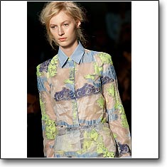 CLICK for Gabriele Colangelo Spring Summer 12