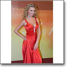 RUSSIA TOP MODEL OF THE WORLD PAGEANT BEIJING 2007 @ interneTrends.com