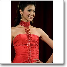 TAIWAN YA LIN CHEN TOP MODEL OF THE WORLD PAGEANT BEIJING 2007 @ interneTrends.com