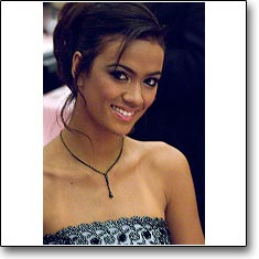 PHLIPPINES MICHELLE DE LEON TOP MODEL OF THE WORLD PAGEANT BEIJING 2007 @ interneTrends.com