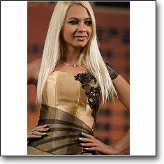 BLACK SEA ANASTASYA STRYZHOVA TOP MODEL OF THE WORLD PAGEANT BEIJING 2007 @ interneTrends.com