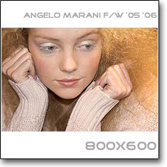 Click to download this wallpaper Angelo Marani F/W 06