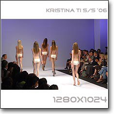 Click to download this wallpaper Kristina Ti S/S 06
