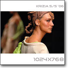 Click to download this wallpaper Krizia S/S '06