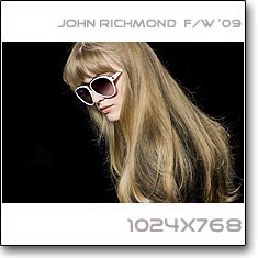 Click to download this wallpaper John Richmond F/W  '09