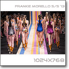 Click to download this wallpaper Frankie Morello S/S '13