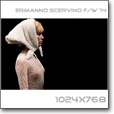 Click to download this wallpaper Ermanno Scervino F/W '14
