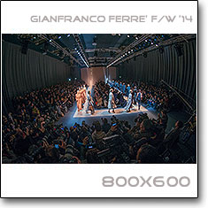 Click to download this wallpaper Gianfranco Ferre'  F/W '14